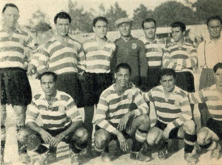 SCP 1949-50 foto no final jogo com Estoril Praia.j