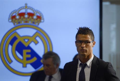 Ronaldo no Real até 2018