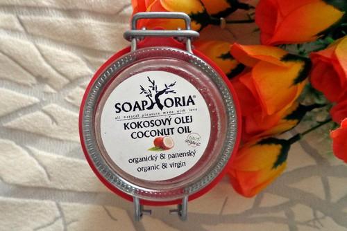 Soaphora Organic Óleo de coco - fapex.pt by Notino