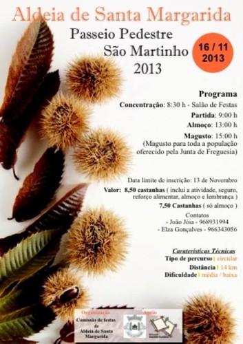 2013/11/16 - Passeio Pedestre de S. Martinho - Santa Margarida - Idanha-a-Nova  15912185_nw2YJ