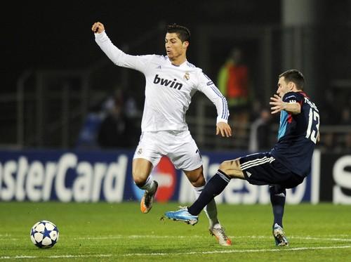 LC: Lyon-Real Madrid