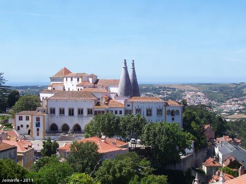 Sintra: Palácio Nacional de Sintra