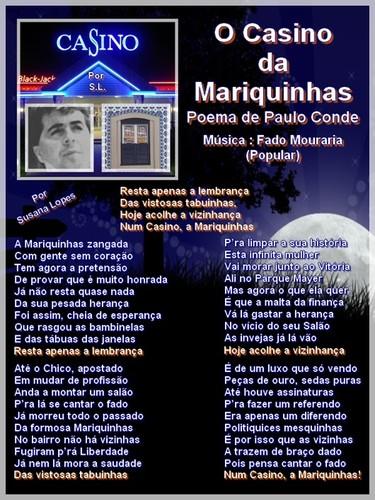 O CASINO DA MARIQUINHAS