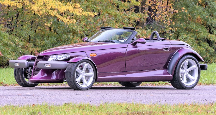 Mecum-Kissimmee-011621_F097_Plymouth_1997_Prowler_