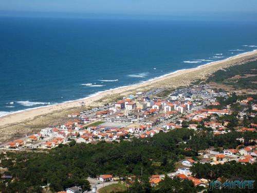 Vista sobre Quiaios na Serra da Boa Viagem em Figueira Da Foz (2) [en] Upper view of Quiaios from Boa Viagem Mountain in Figueira Da Foz, Portugal