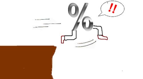 Queda das taxas de juro