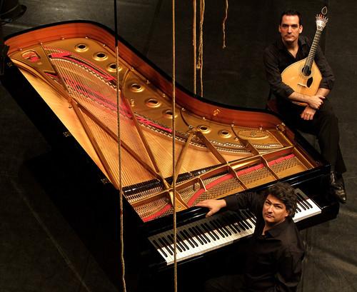 CORDIS - Piano & Guitarra Portuguesa - nos 500 Anos da Freguesia da Matriz - HORTA (Ilha do Faial - Açores)