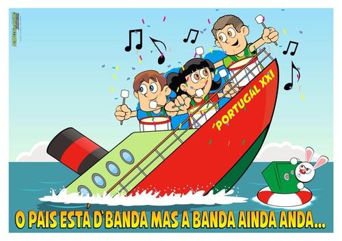O logo dos Taroleiros em 2014...