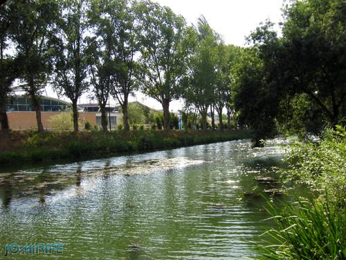 Jardim do Polis Leiria (Oeste) - Rio Lis (1) [en] Polis Garden of Leiria, Portugal