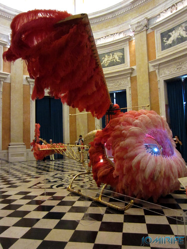 Joana Vasconcelos - Lilicoptére 2012 (4) aka Helicóptero com penas [EN] Lilicopter - Helicopter with feathers