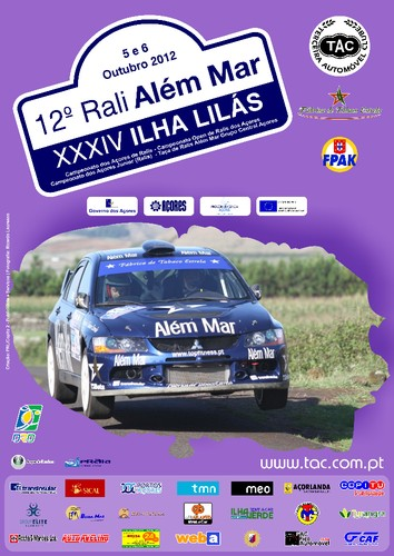Mais uma edição do Rali Ilha Lilás quase na estrada...