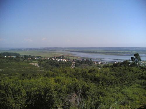 Vista do Moinho de Vila Verde (Figueira da Foz)