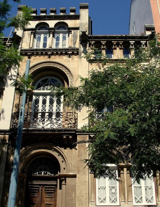 Fig. 21. Casa da Sé. Pormenor. [Foto Daniel Tiago