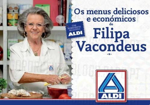 Livros de Receitas Grátis | ALDI |, Filipa Vasconcelos