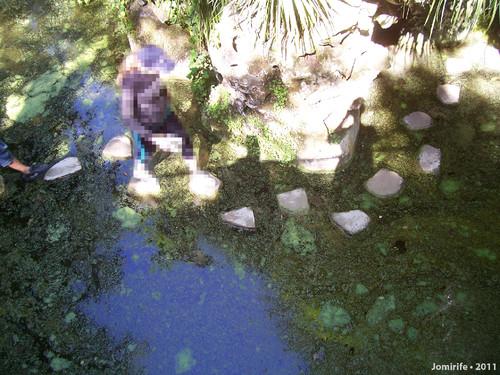 Sintra: Quinta da Regaleira - Passagem para gruta
