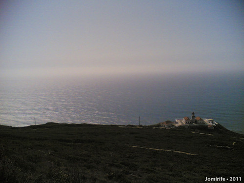 Farol do Cabo Mondego na Serra da Boa Viagem
