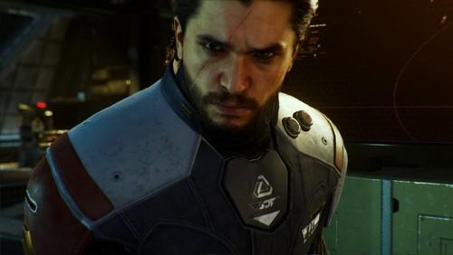 Kit Harrington é o vilão em Infinite Warfare
