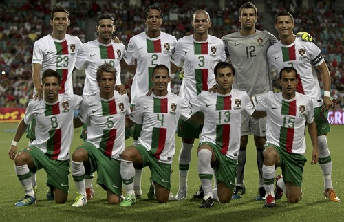 Portugal-Luxemburgo
