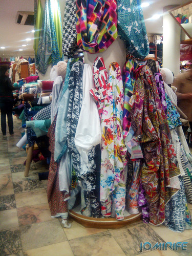 Loja de tecidos | Fabric store (2)