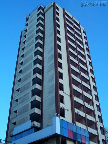 Sweet Hotel Atlântico da Figueira da Foz degradado em 2004 (3) Sweet Atlantic Hotel in Figueira da Foz degraded in 2004