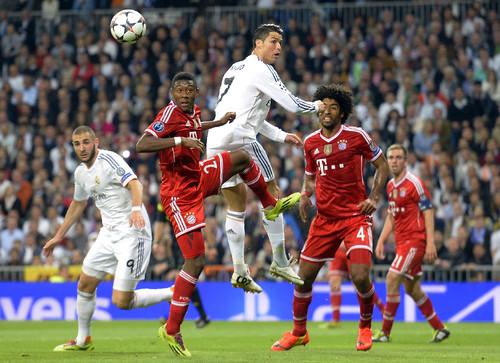 LC: R. Madrid-Bayern 13/14
