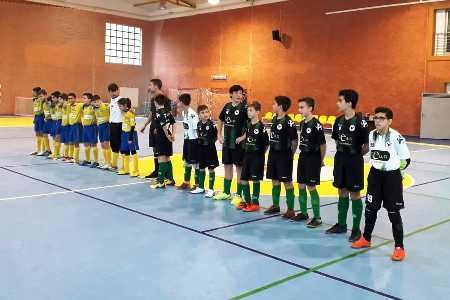 Pampilhosense - São João 11ªJ infantis futsal 2