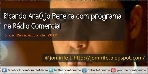 Blog: Ricardo Araújo Pereira com programa na rád