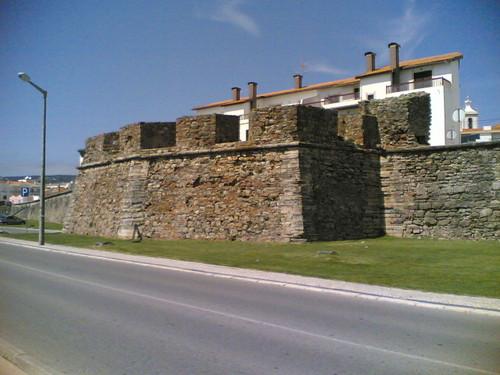 Buarcos: Fortaleza velha