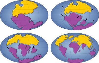 A-formação-dos-continentes-e-das-grandes-estrutu