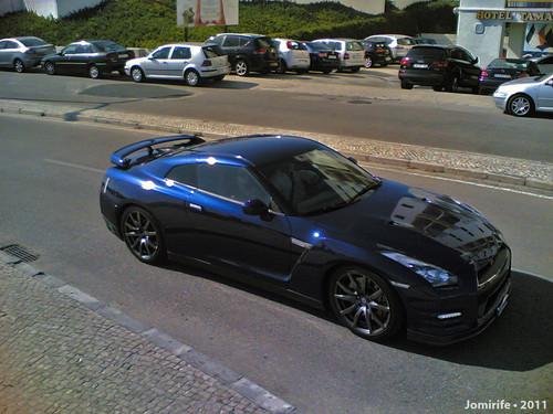 Nissan GT-R na Figueira da Foz