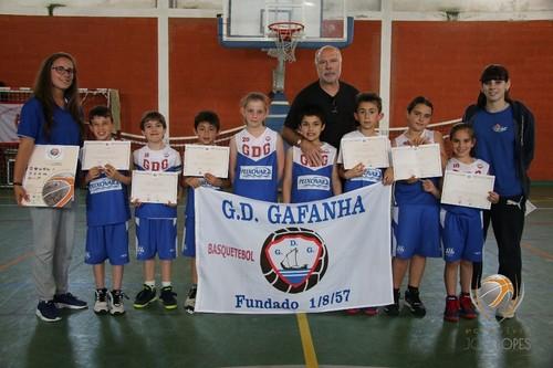 Sub 10 GD Gafanha - REDUZIDA - VI Torneio GDB Leca