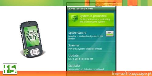 Antivirus grátis para telemóvel Tablet Android