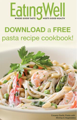 Healthy Pasta Recipe Cookbook!