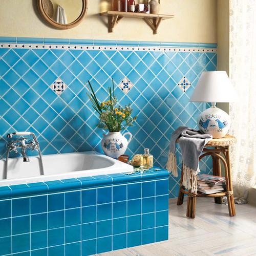 os azulejos s o a mais popular forma de decorar casas de banho