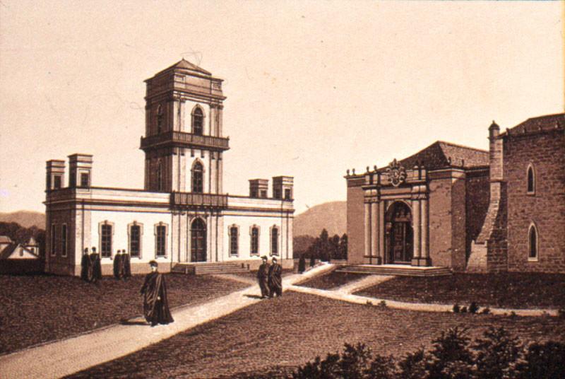 Observatório Astronómico. Manuel Alves Macomboa.