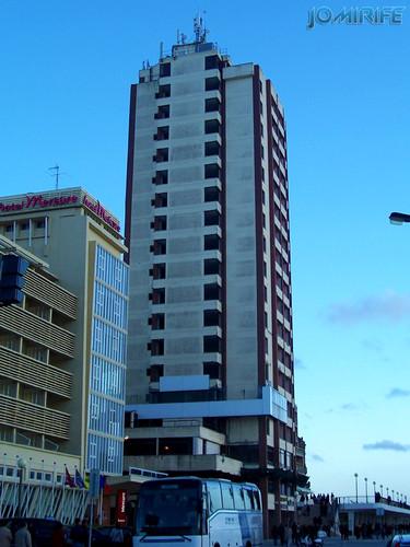 Sweet Hotel Atlântico da Figueira da Foz degradado em 2004 (2) Sweet Atlantic Hotel in Figueira da Foz degraded in 2004