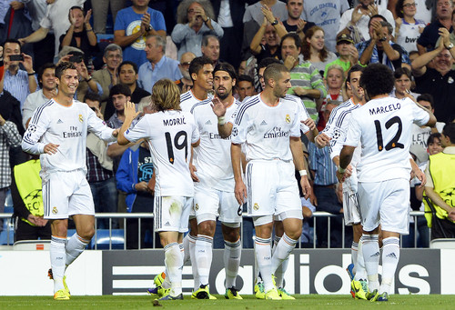 LC: Real Madrid-Copenhaga