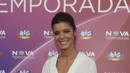 Andreia Rodrigues na apresentação da nova temporada