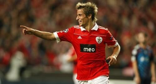 Fábio Coentrão, Sport Lisboa e Benfica