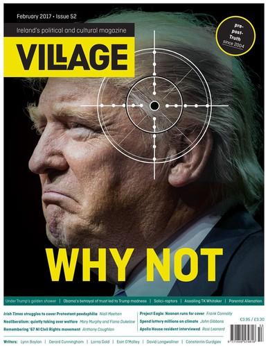 Trump na capa da Village.jpg