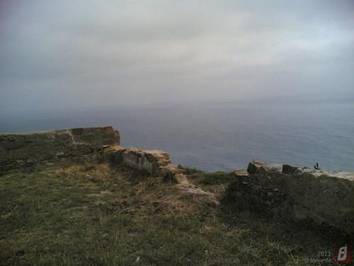 Ruínas do Pharol do Cabo Mondego - Vista
