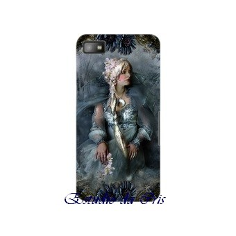 Winter Queen-Blackberry z10 Case