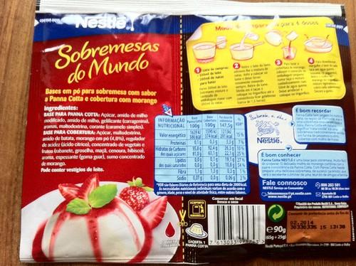 Campanha Embaixadores - Sobremesas do Mundo