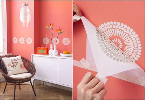 Ideias para decorar paredes com estilo decora o e ideias - Simulador de interiores ...