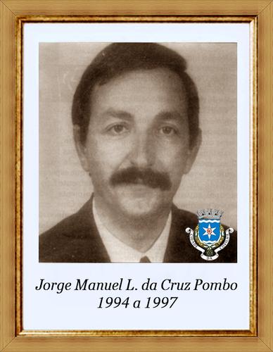 Jorge Manuel Lopes da Cruz Pombo - 1994 a 1997 - e