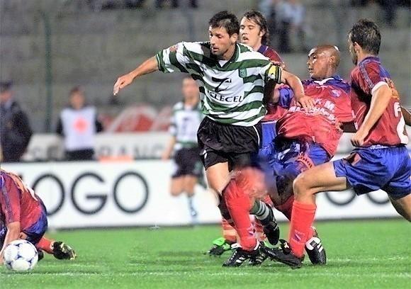 Gil Vicente SCP 1999-00 1-1 CN 5ª jornada 25.9.19