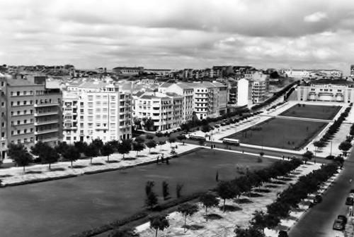 Alameda, Lisboa (A.Serôdio, 1966)