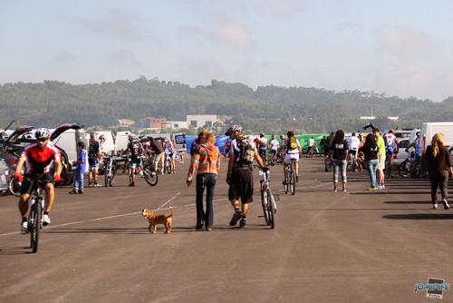 BTT Coimbra XCM 2012 Montemor (007) Estacionamento