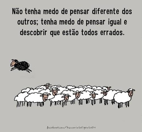 Pensar diferente