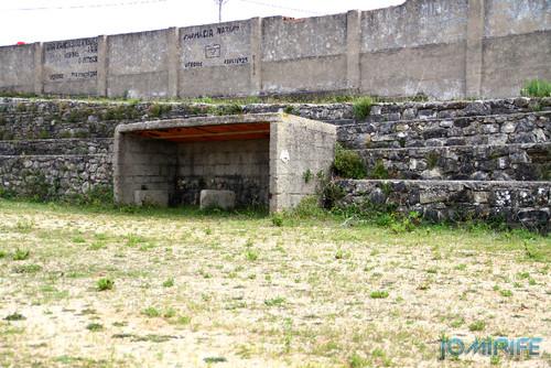Campo de futebol de Verride (18) Banco dos jogador